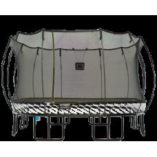 Jumbo Square Smart Trampoline