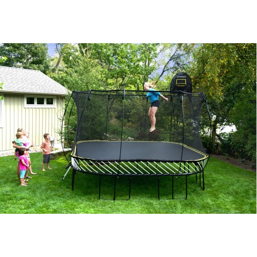 Trampoline Colorado Springs Sale: Springfree 13ft Jumbo Square Trampoline & Safety Net
